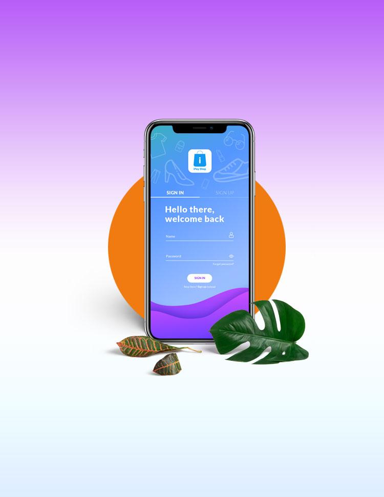iPhone iPay App