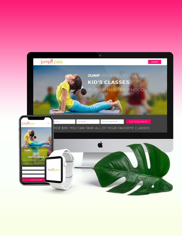 Jumpit Pass Website