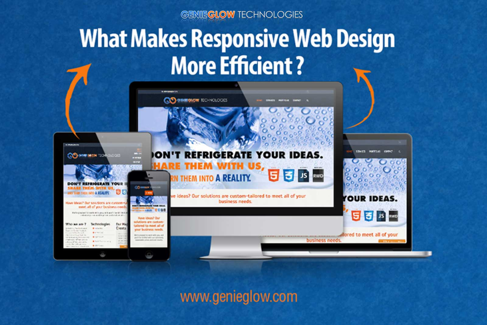 Responsive website indonesia